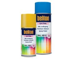 Belton Spraymaling hos de danske malere
